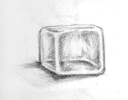 The See-through Cube by MSPToons