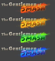 The Gentlemen of Smash by MSPToons
