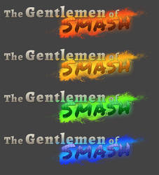The Gentlemen of Smash by MSPToons