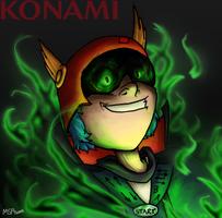 Consolers - Konami by MSPToons