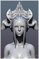 Gen Femme Close Up by YBourykina