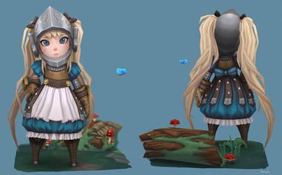 Alice by YBourykina