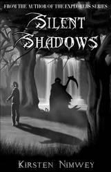 Silent Shadows book cover by Kirsten Nimwey by kirstennimwey