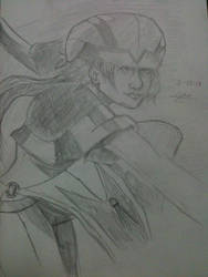 Akira fan art by Christian Boco by kirstennimwey