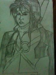Kenji fan art by Christian Boco by kirstennimwey