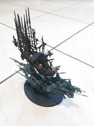[Warhammer] Mortis engine by UrielFerneschola