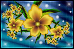 Yellow Blooms by JCCJ756