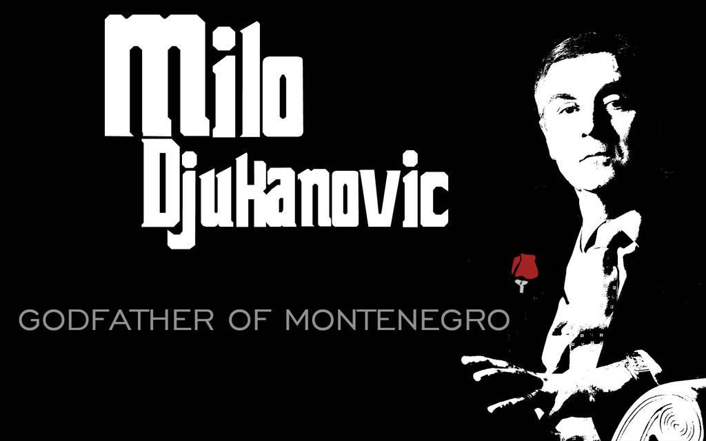 Milo Djukanovic - Montenegrian Godfather by ChAbO93