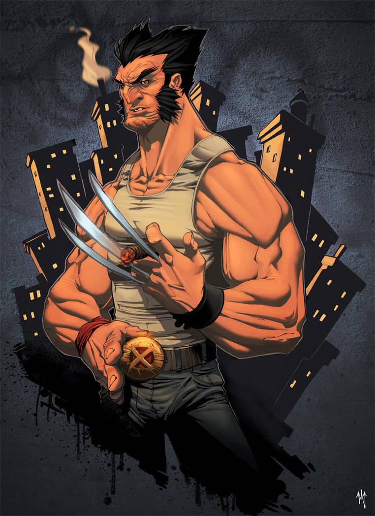 logan by ZurdoM