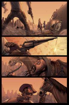 Outlaw Territory pg7 color by ZurdoM