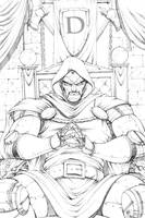 What If? Doctor Doom by ZurdoM