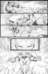 Project Runaway pencils pg 7 by ZurdoM