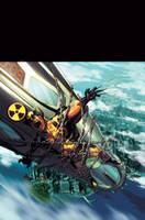 Wolverine 3 by ZurdoM