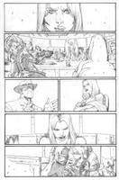 X- MEN LEGACY by ZurdoM