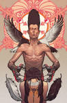 X-Men Legacy #5 by ZurdoM