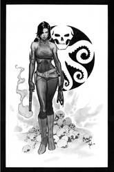 Madame Hydra by ZurdoM