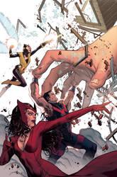 Avengers Assemble #20 by ZurdoM