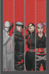 X-FORCE #5 by ZurdoM
