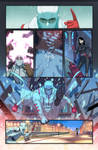 X-FORCE #4 Pages by ZurdoM