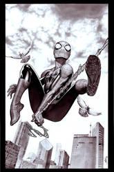 Spiderman by ZurdoM