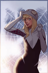 Spider Gwen #1 by ZurdoM
