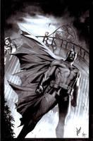 Batman-arkham by ZurdoM