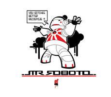 mr roboto by ZurdoM