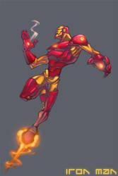 Iron man by ZurdoM