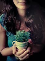 drink herbal tea by monstermagnet