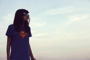No, I know - I'm no superman. by MiriMysterious