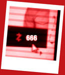 666- Number Of The Beast by gothicaluvs666