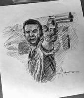 Rick Sketch by SubliminAlex
