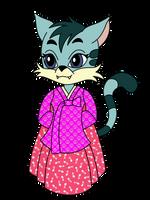 Kitty Cat by MartAnimE