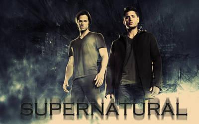 Supernatural by temptresskitty
