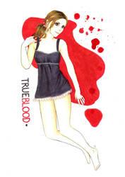 True Blood by jitushka