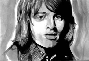 John Paul Jones by iluvalldogs8