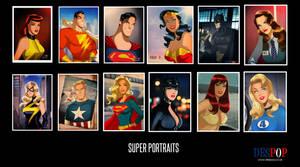 Super Portraits by DESPOP