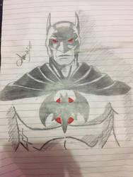 Thomas Wayne sketch by Ammar69