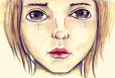Cry, baby cry by Parapaparapapara