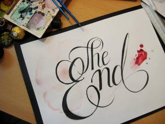 The End by Parapaparapapara