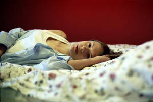 martyna on my bed by agnieszkakryspin