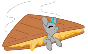136: Grilled cheese by MADZbases