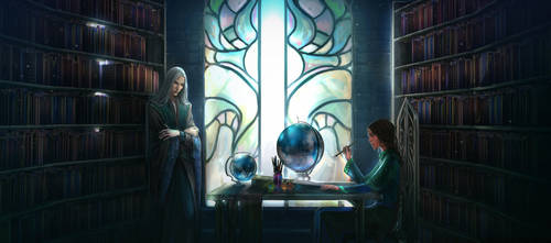 library by anndr