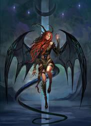 Dream Evil by anndr