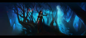Spiritism by anndr