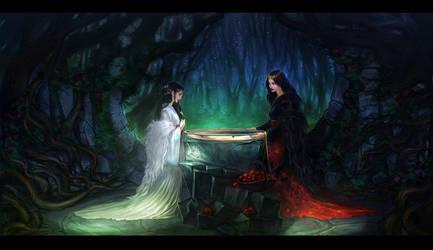 Dark Fairytale by anndr