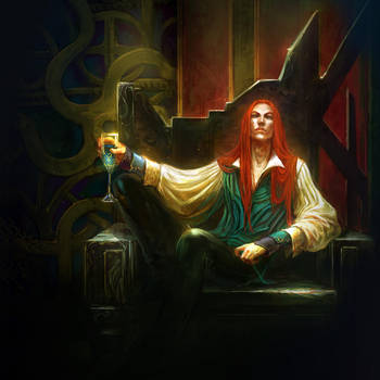 God of Deception by anndr