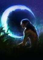 werewolf by anndr