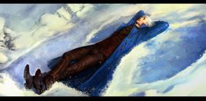 Snow angel by anndr