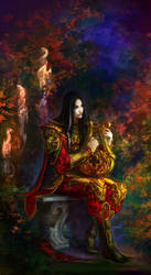 Autumn Knight by anndr